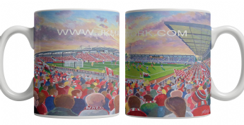 racecourse ground   mug